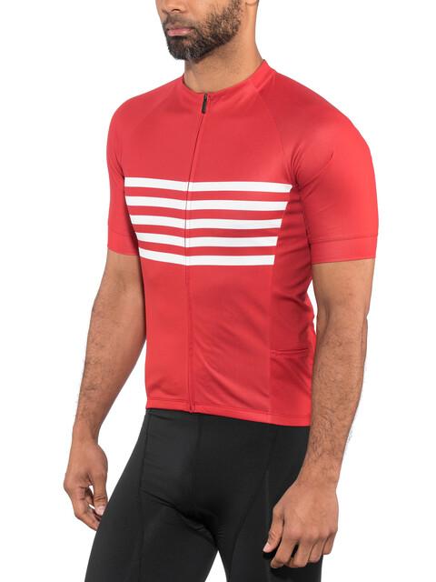 Bontrager Circuit LTD Cycling Jersey Men Cardinal